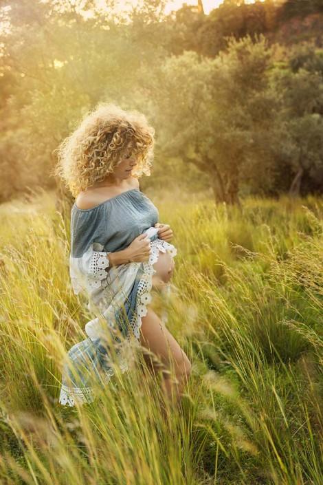 fotografia embarazada fuengirola malaga