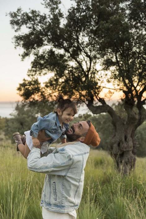 fotografia familia fuengirola malaga