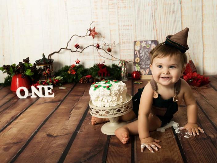 fotografia bebes un año fuengirola malaga
