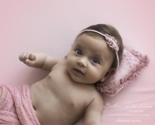 fotografia de bebe de meses en fuengirola malaga